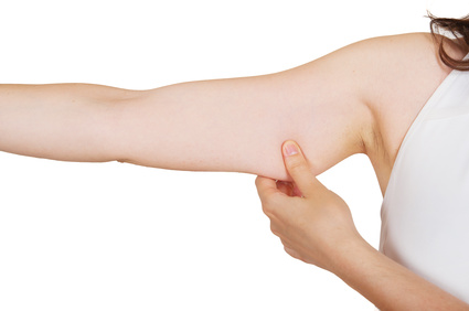 perder grasa de los brazos y tonificarlos